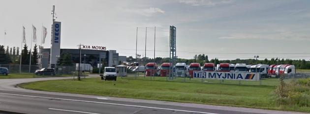 strada - Uni-Truck Sp. z o.o. Nada... zdjęcie 11