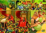 Jupi Park (Silesia City Center). Park zabaw, zajęcia dla dzieci