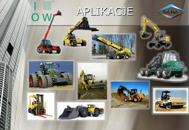 do maszyn budowlanych - IOW SERVICE Sp. z o.o. zdjęcie 7