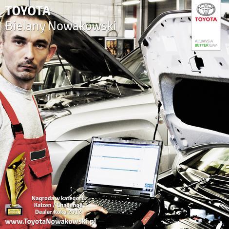 samochody nowe - Toyota Bielany Nowakowski zdjęcie 5