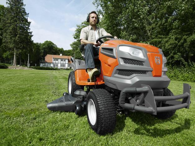 traktorki - PROFIT Dealer Husqvarna -... zdjęcie 6