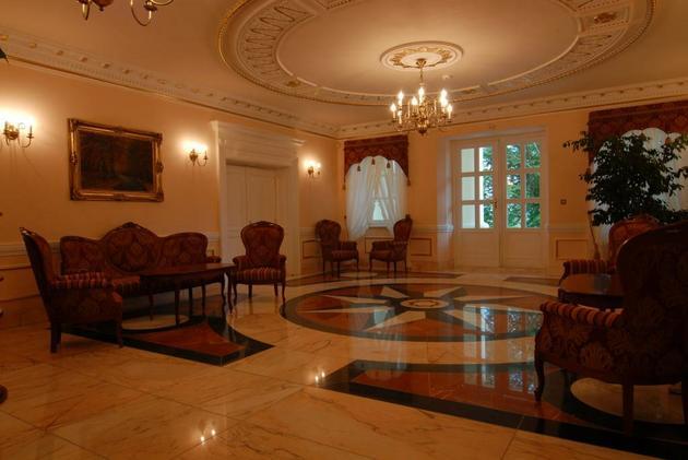 restauracja - Pałac i Hotel w Śmiłowica... zdjęcie 3