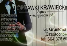 usługi krawieckie - Agnes Agnieszka Jachimczy... zdjęcie 1