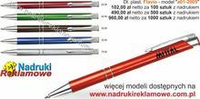 Długopisy reklamowe z Twoim nadrukiem.