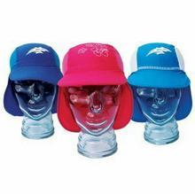 Czapki z filtrem UV