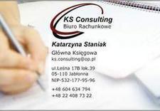 Biuro Rachunkowe KS Consulting Katarzyna Staniak