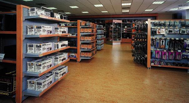 wyposażenie sklepów - Studio 2001 Galicki, Mała... zdjęcie 2