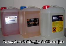 środki myjące
