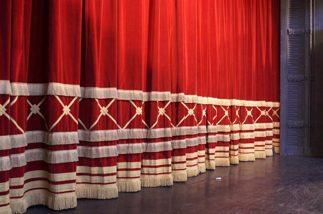 okotarowanie sceny - OTO - Wyposażenie teatrów... zdjęcie 6