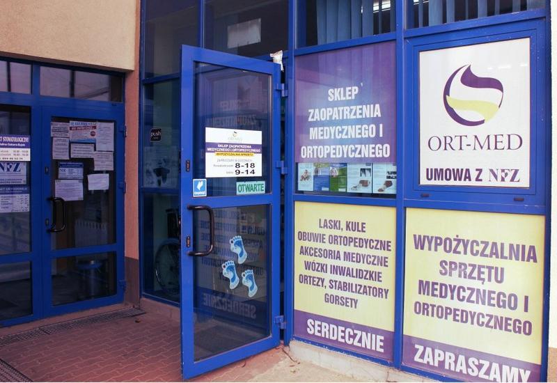 Zaopatrzenie Medyczne Ort-Med