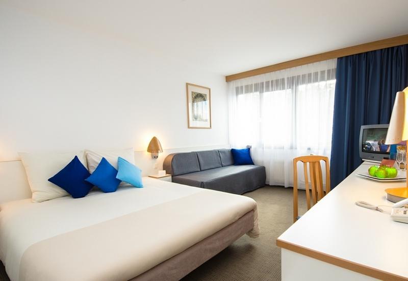 noclegi - Hotel Novotel Poznań Malt... zdjęcie 4