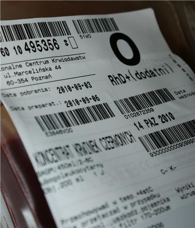 przeszczep - Regionalne Centrum Krwiod... zdjęcie 1