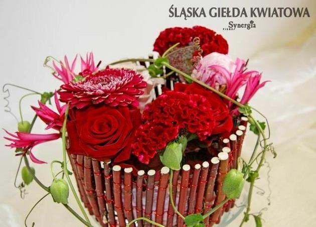 dodatki do kwiatów - Śląska Giełda Kwiatowa. F... zdjęcie 13