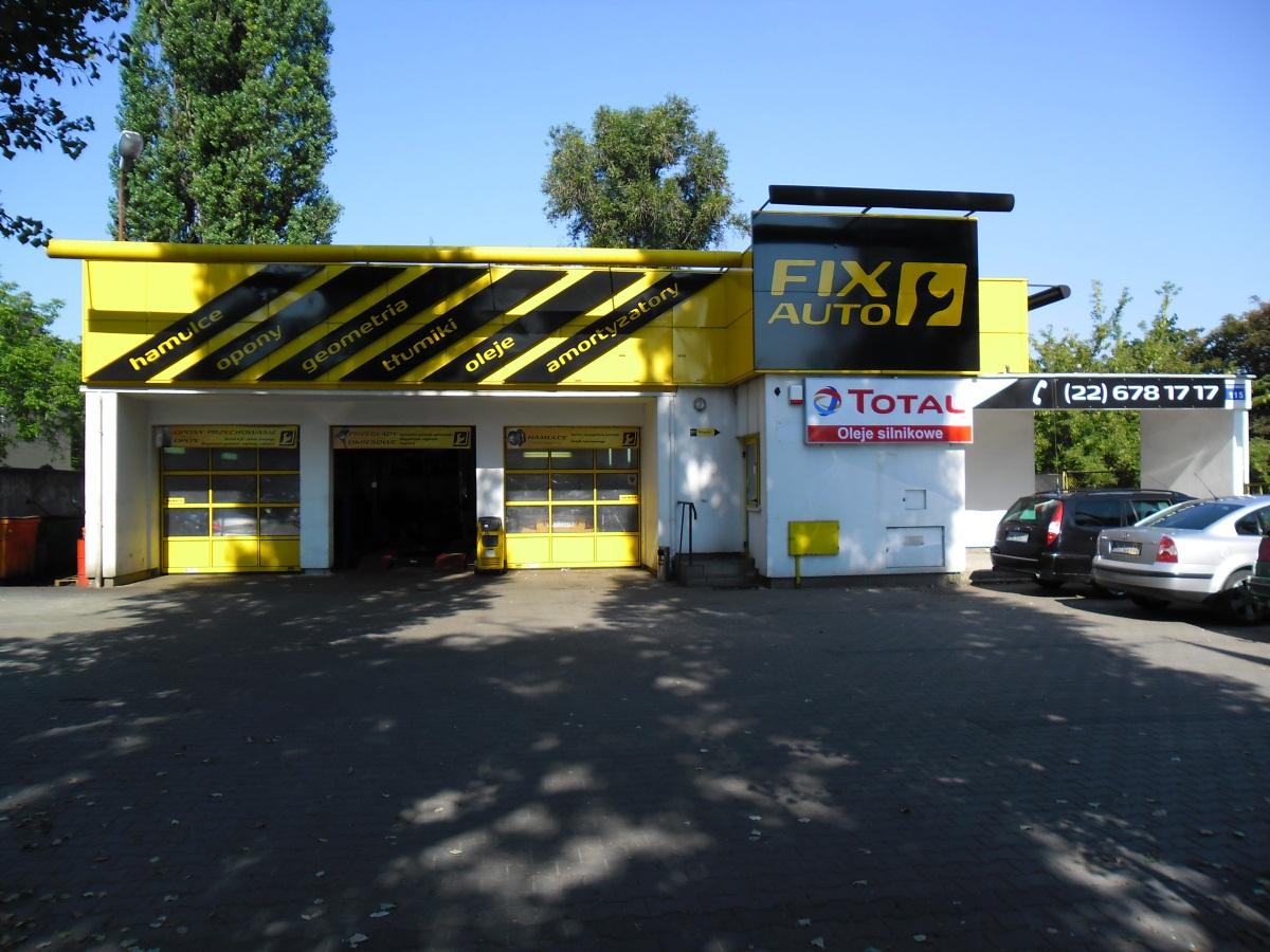 przegląd techniczny okresowy samochodu - FIX AUTO Radzymińska. Pro... zdjęcie 1