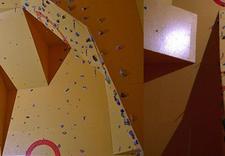 ściana wspinaczkowa