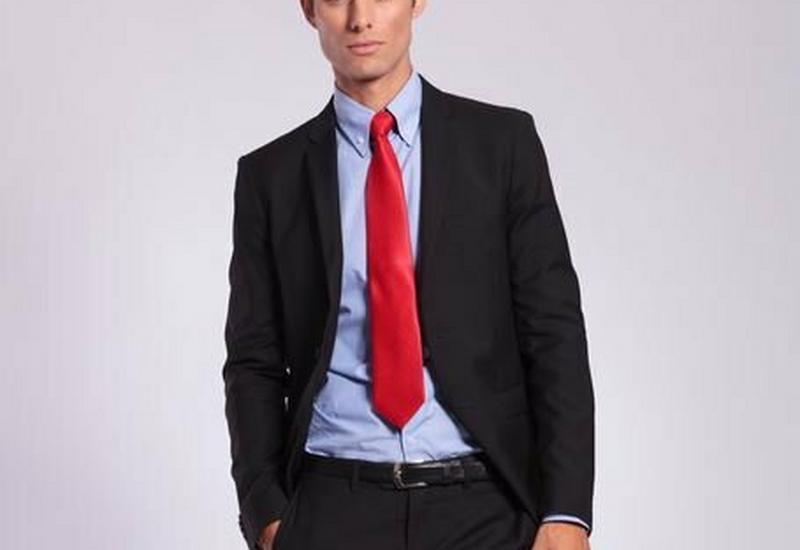 garnitury męskie - Vestito. Garnitur, moda m... zdjęcie 3