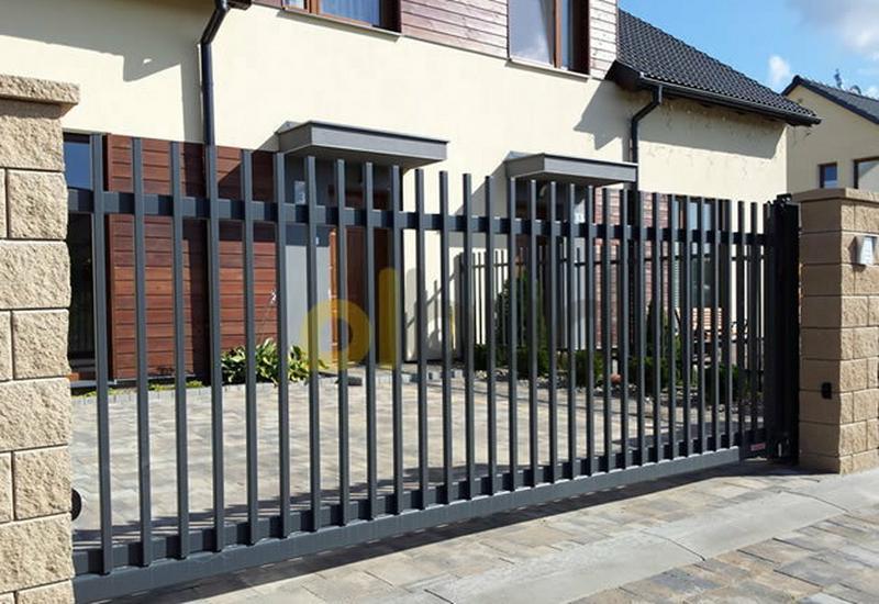 sztachetowe - Olbud - bramy ogrodzenia zdjęcie 4