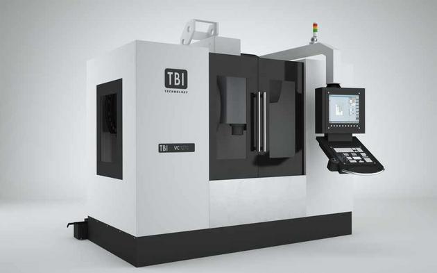 specjalne - TBI Technology. Obrabiark... zdjęcie 7