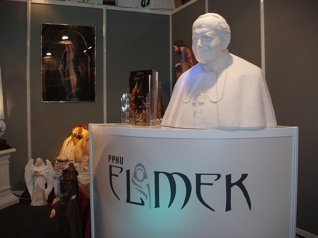 producent figur świętych - Elmek. Dewocjonalia, figu... zdjęcie 1