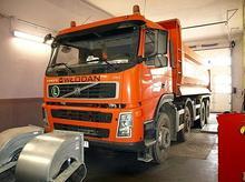 Chip tuning samochodów Volvo Trucks