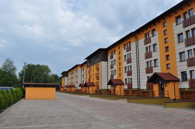 nowe osiedle, nowe mieszkania