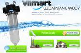 Vilmart Water Service. Filtry do wody, systemy uzdatniania wody