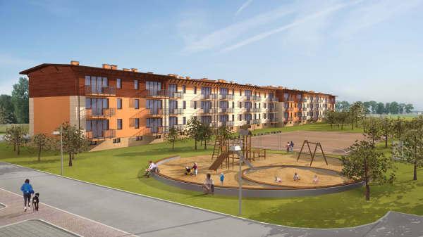 mieszkania - Pozytyw Sp. z o.o. - Osie... zdjęcie 2