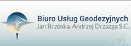 Brzóska-Drzazga biuro geodezyjne. Geodeta, usługi geodezyjne, wytyczanie terenu - Gdynia, Łużycka 3