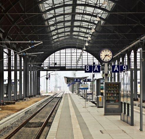 dworzec kolejowy - Dworzec Kolejowy Poznań G... zdjęcie 2