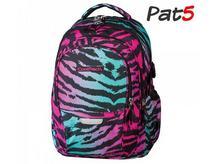 Plecak młodzieżowy COOLPACK Factor 29L Zebra