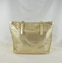 Złota klasyczna torba KL06