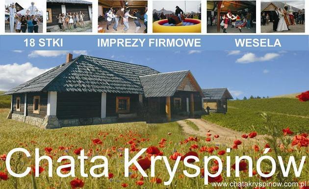 imprezy firmowe cholerzyn - Chata Kryspinów zdjęcie 1