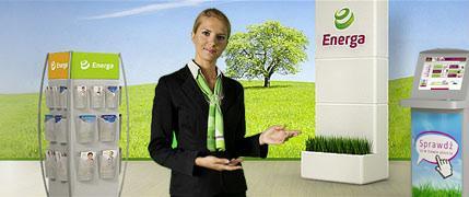 energia - Salon sprzedaży ENERGA zdjęcie 1