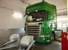 Chip tuning samochodów Scania