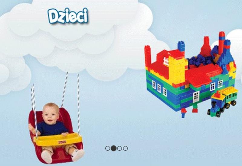 zabawki dla dzieci, artykuły do ogrodu