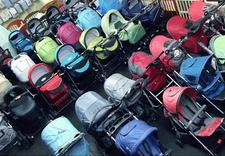 Wózki dziecięce, mebelki, materace