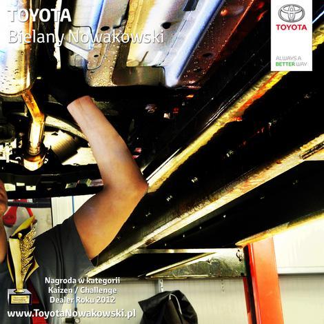 toyota nowakowski - Toyota Bielany Nowakowski zdjęcie 11