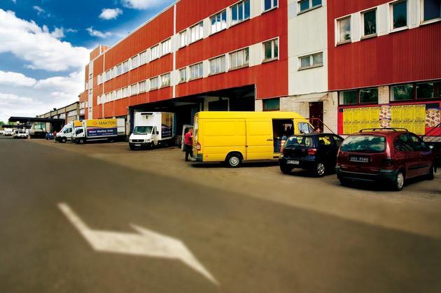 wynajem magazynów śląsk - Śląski Rynek Hurtowy Obro... zdjęcie 4