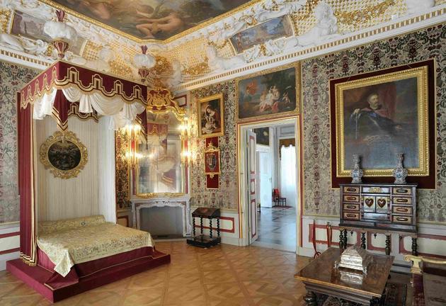 król - Muzeum Pałac w Wilanowie zdjęcie 6