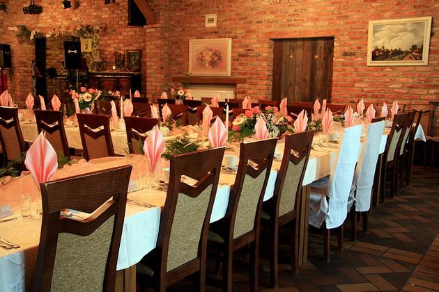 imprezy zakładowe - Restauracja Stary Młyn. O... zdjęcie 1