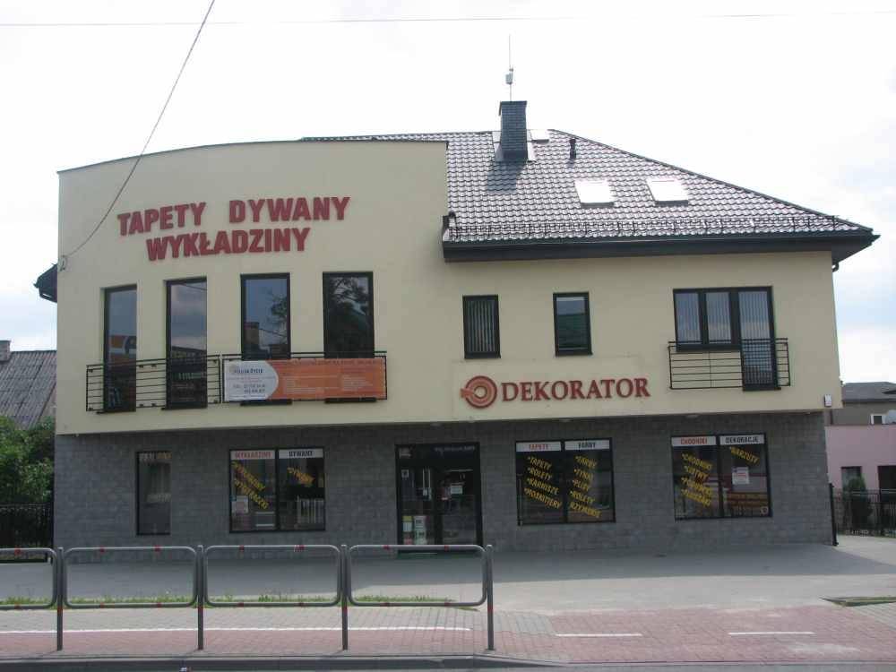 Dekorator Sc Mińsk Mazowiecki Mapa Polski W Zumipl