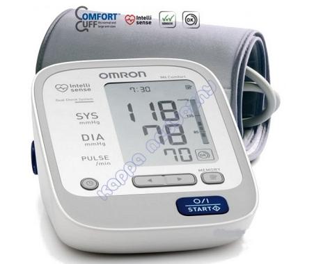 Automatyczny ciśnieniomierz OMRON M6 Comfort