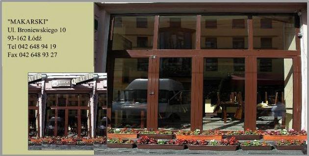 parapety - MAKARSKI Okna i Drzwi Sp.... zdjęcie 2