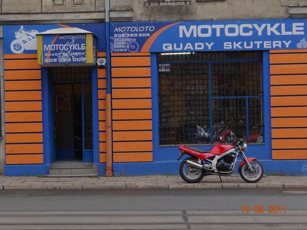 serwis skuterów - MotoLoto - Serwis Motocyk... zdjęcie 9