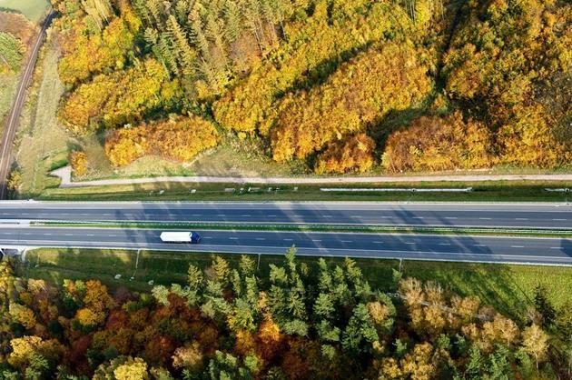 budowa autostrady - Gdańsk Transport Company ... zdjęcie 1