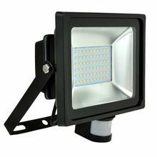 Halogen LED 30W z czujnikiem ruchu PIR ciepły