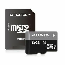 Adata microSD Premier 32GB UHS-1/class10 + adapter DARMOWA DOSTAWA DO 400 SALONÓW !!