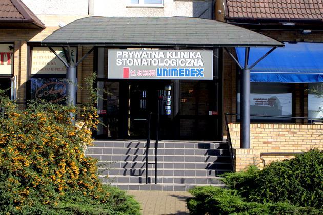 klinika stomatologiczna - Unimedex. Prywatna Klinik... zdjęcie 8