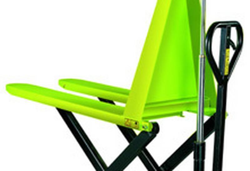 stojaki na śmieci - TAURUS. Wózki paletowe, r... zdjęcie 7