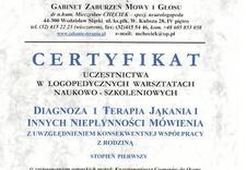 stymulowanie rozwoju mowy - Gabinet Logopedyczny Zofi... zdjęcie 2